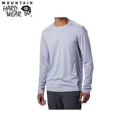 Mountain Hardwear 男款-快排長袖上衣-灰色 MOM00820GY