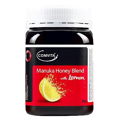 【Comvita 康維他】檸檬麥蘆卡蜂蜜500g