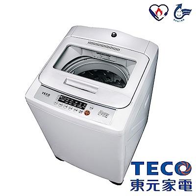 TECO東元 12公斤人工智慧超音波定頻洗衣機W1209UN