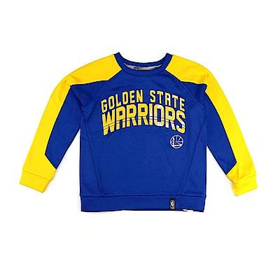 NBA 兒童 長袖球隊T恤 勇士隊 9K2B3BBAO-WAR