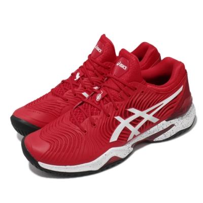 Asics 網球鞋 Court FF Novak L.E. 男鞋 亞瑟士 Djokovic 法網公開賽 避震 紅 白 1041A275960