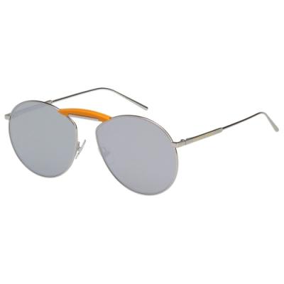 FENDI x GENTLE MONSTER 聯名款 太陽眼鏡(銀色)