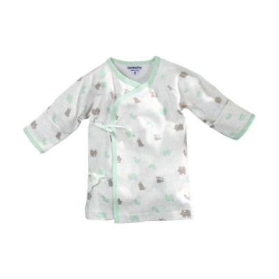嬰兒台灣製秋冬厚款純棉護手肚衣 a70291魔法Baby