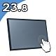 Nextech P系列 23.8吋 電容式觸控螢幕 product thumbnail 1