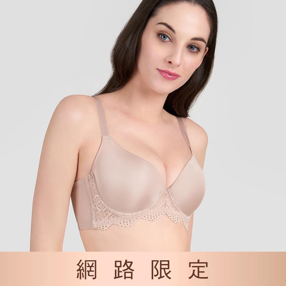 黛安芬-美型嚴選系列 無痕 C-E全罩杯內衣 質感膚