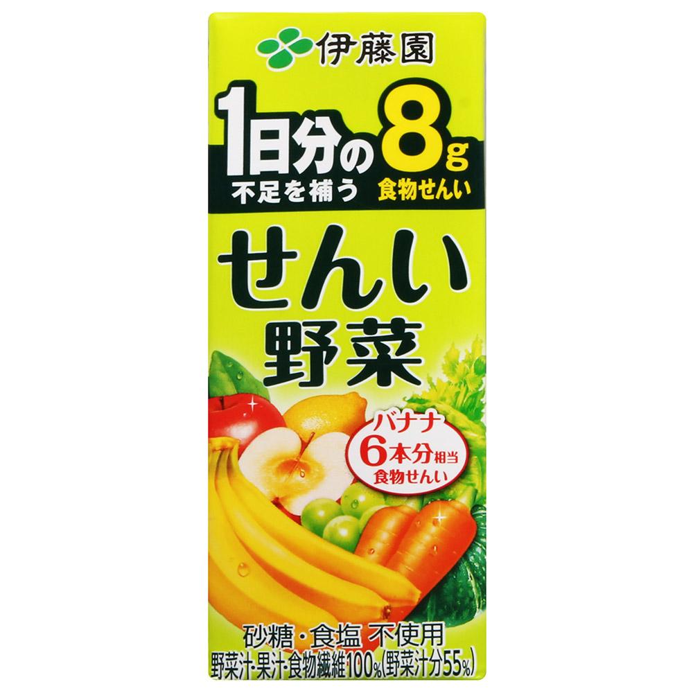 伊藤園 充實野菜汁-野菜多多(200ml)