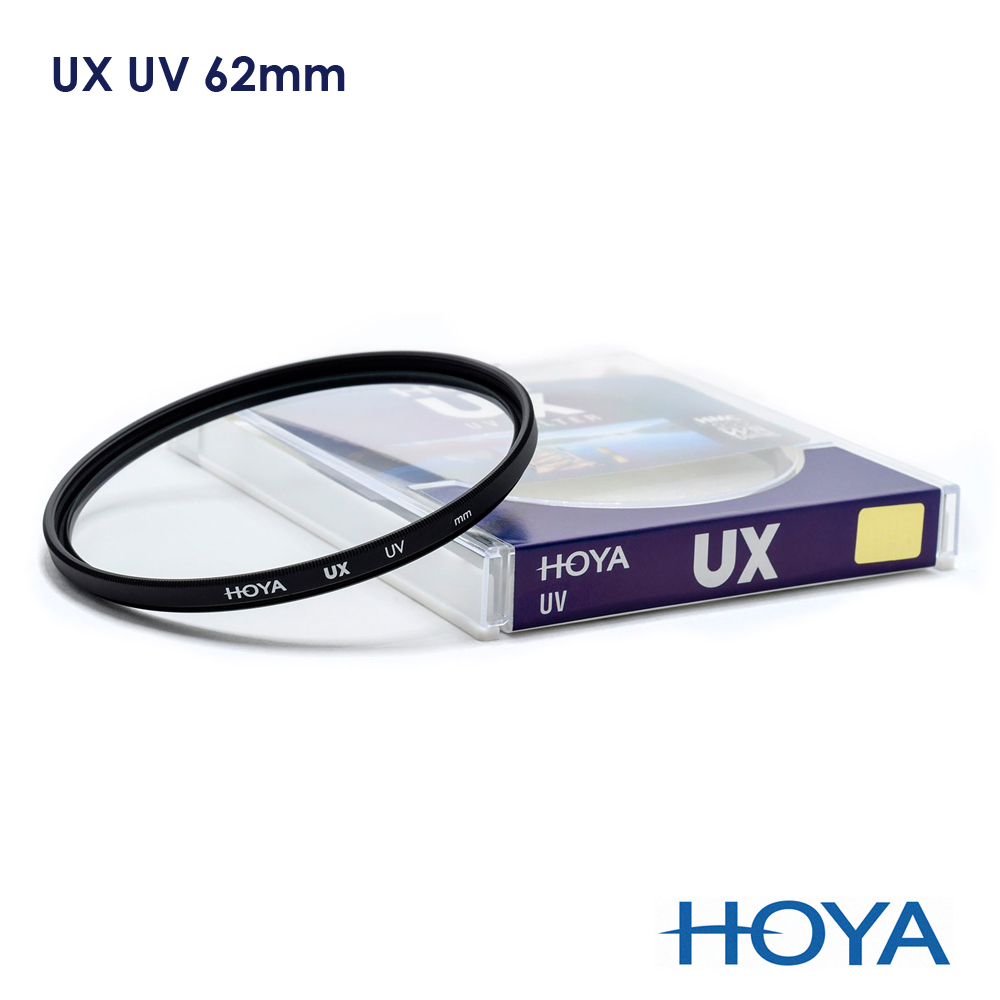 HOYA UX SLIM 62mm 超薄框UV鏡