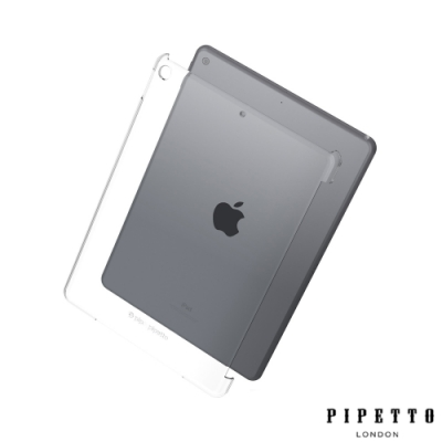 PIPETTO Protective Shell iPad 10.2吋透明背殼