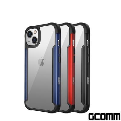 GCOMM iPhone 13 mini 合金握邊抗摔殼 Metal Grsip