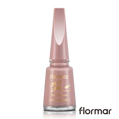 法國 Flormar-JELLY LOOK指甲油#JL51羅曼史是別冊附錄
