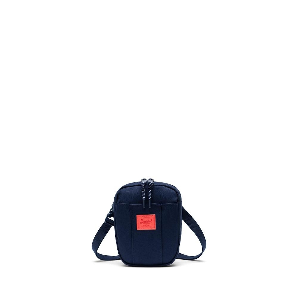 Cruz斜背包-深藍色