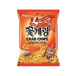 韓味不二 Binggrae螃蟹餅乾-原味