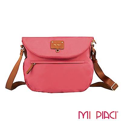 MI PIACI 革物心語-DORIS 系列斜背包粉色-1680295