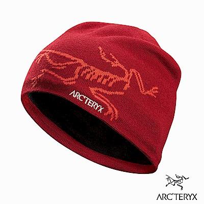 Arcteryx Bird Head 保暖針織毛帽 紅海灘/火焰紅