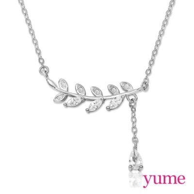 YUME 桂冠之葉項鍊