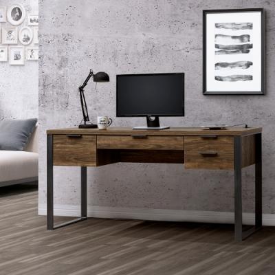 美傢ALBBBRT 5尺書桌附USB/DIY組合產品寬150*深60*高76.2公分