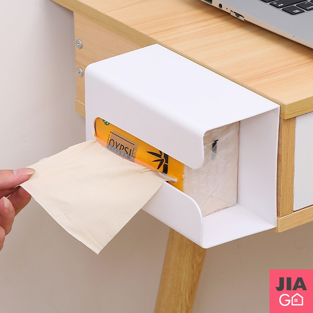 JIAGO 免釘鑽衛生紙盒