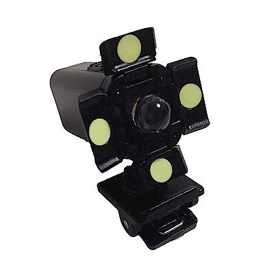 金德恩 台灣製造 mini LED單顆加大超高亮度萬用夾燈
