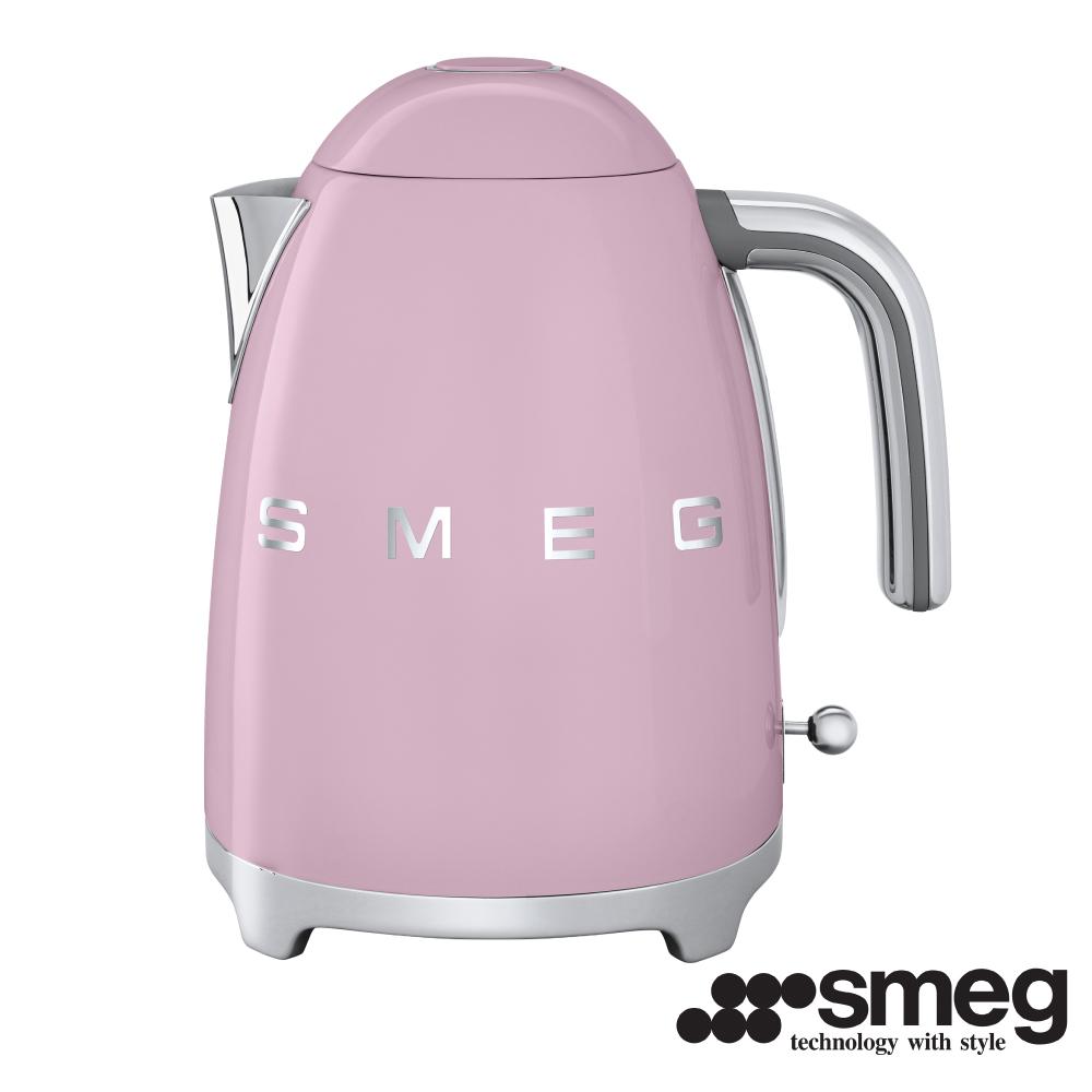 義大利SMEG  電熱水壺 -粉紅色 KLF01PKTW