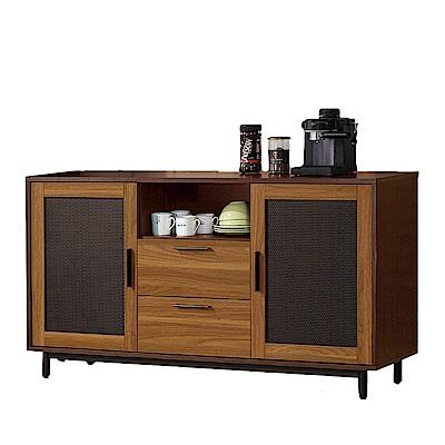 H&D 卡爾頓5尺碗碟櫃