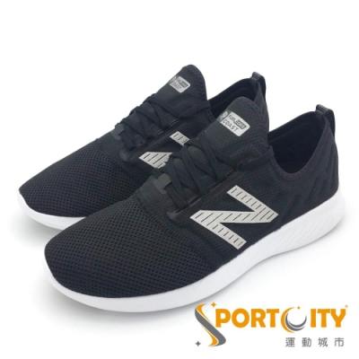 [時時樂]New Balance 男慢跑鞋 黑灰 MCSTLLB4