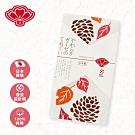 【日纖】日本泉州純棉長巾-松毬果 34x90cm
