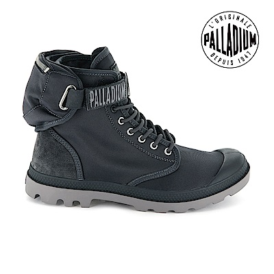 Palladium  PAMPA SOLIDRANGERNYC軍靴-女-鐵灰