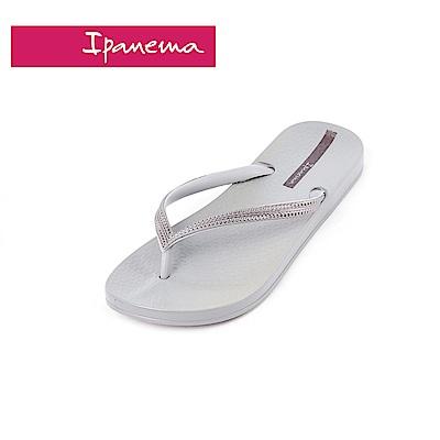 IPANEMA  MESH III系列 人字拖鞋(女款)-灰色