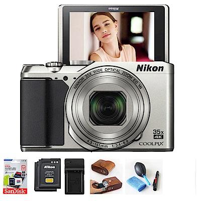 Nikon coolpix A900 高倍變焦4K錄影隨身類單機 (公司貨)