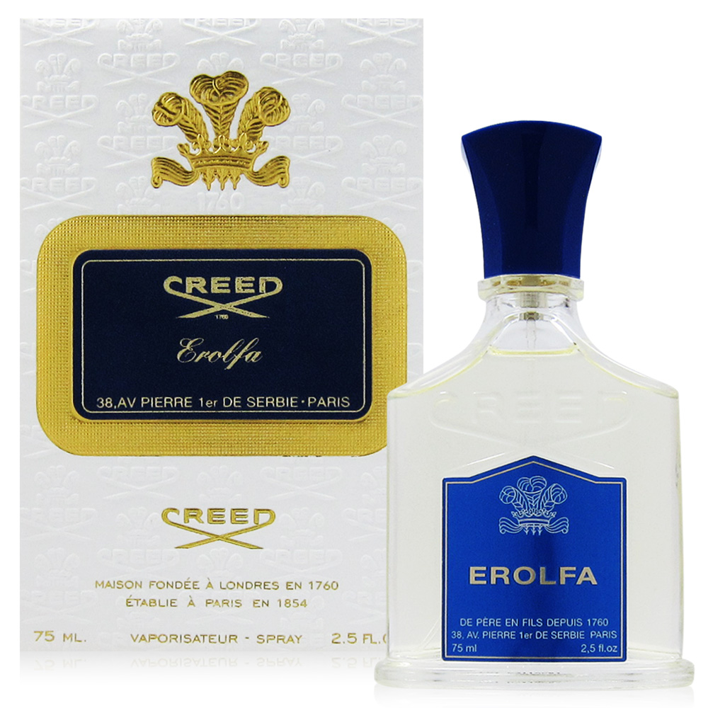 CREED EROLFA 艾洛法男性淡香精 75ml (法國進口)