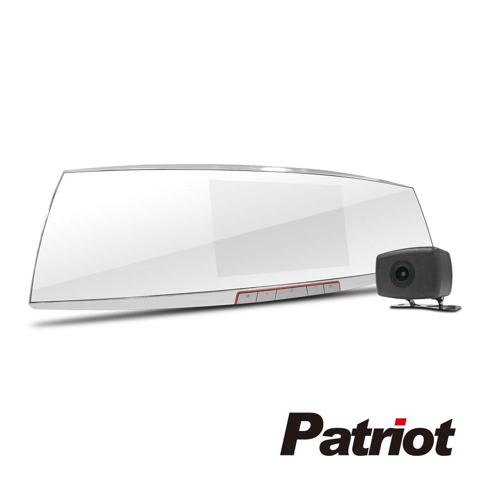 愛國者 DV089 聯詠96663 SONY感光元件 Full HD 前後雙鏡頭行車紀錄器
