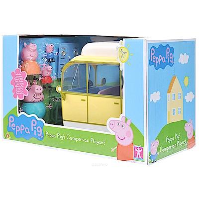 Peppa Pig 粉紅豬小妹 - 超大露營車
