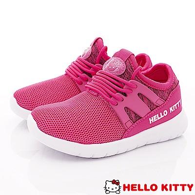 HelloKitty童鞋 時尚休閒鞋款 SE19815桃(大童親子段)
