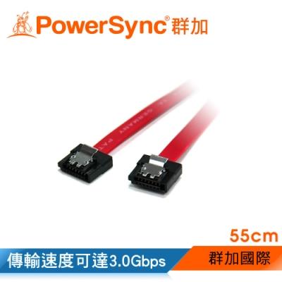 群加 PowerSync SATA 2 傳輸線/55cm