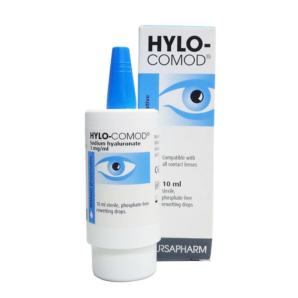 德爾薩 明沛隱形眼鏡潤濕液(10ml)