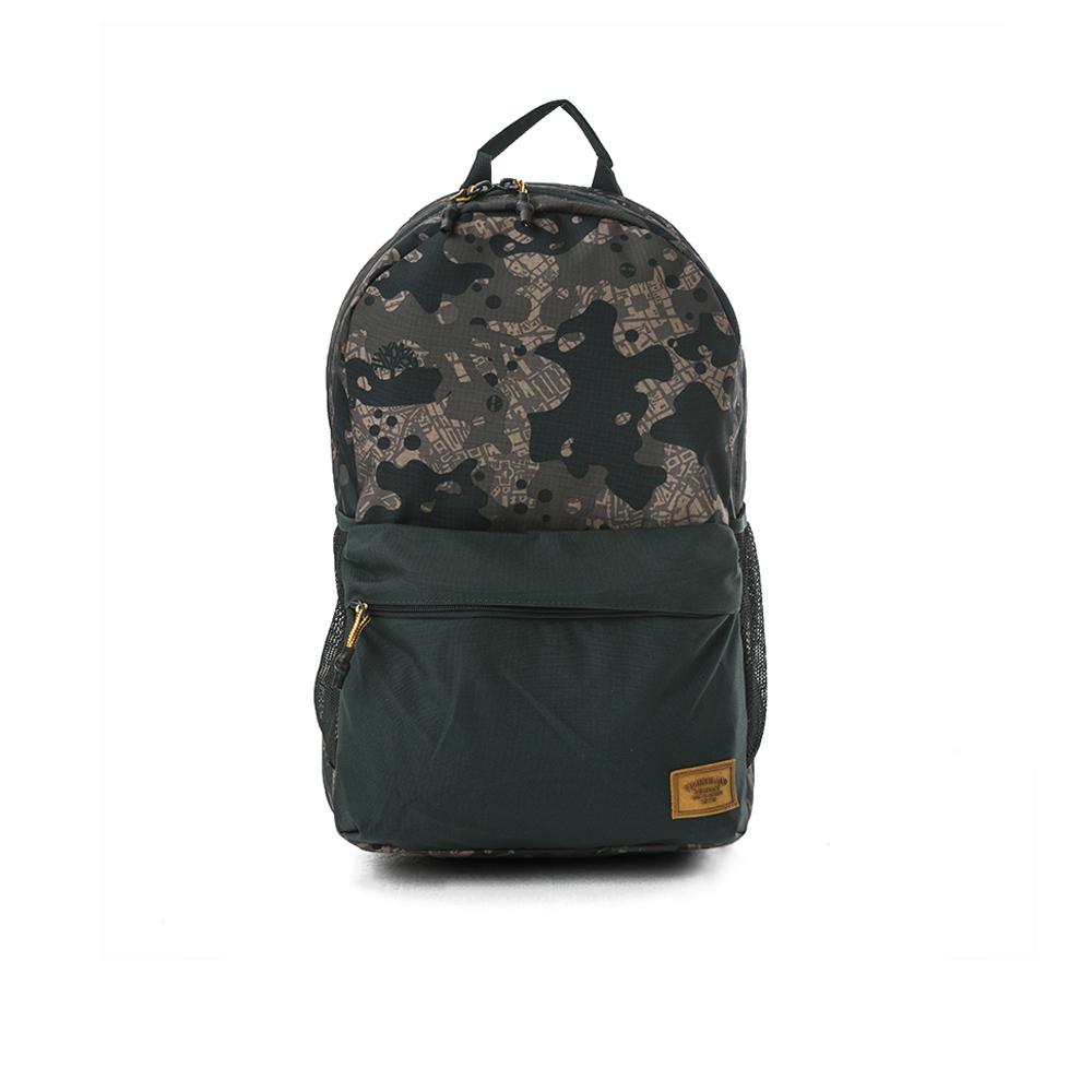 Timberland 迷彩印花後背包   A1CPQ959