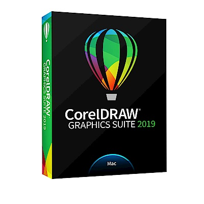 CorelDRAW Graphics Suite 2019中文完整版盒裝(MAC)