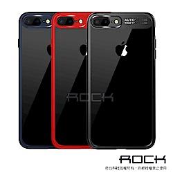 【ROCK】iPhone 7/8 4.7吋晶彩系列抗震防摔手機保護殼