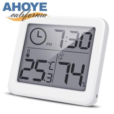 Ahoye 多功能居家溫濕度計 溫度計