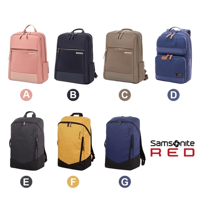 (時時樂限定)Samsonite RED 多款機能筆電後背包