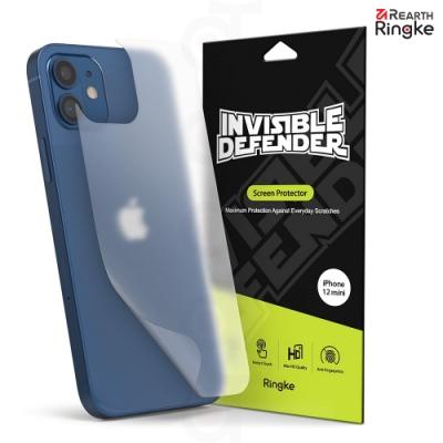 【Ringke】Apple iPhone 12 mini Back Screen Protector 霧面抗指紋背貼 (二片裝)