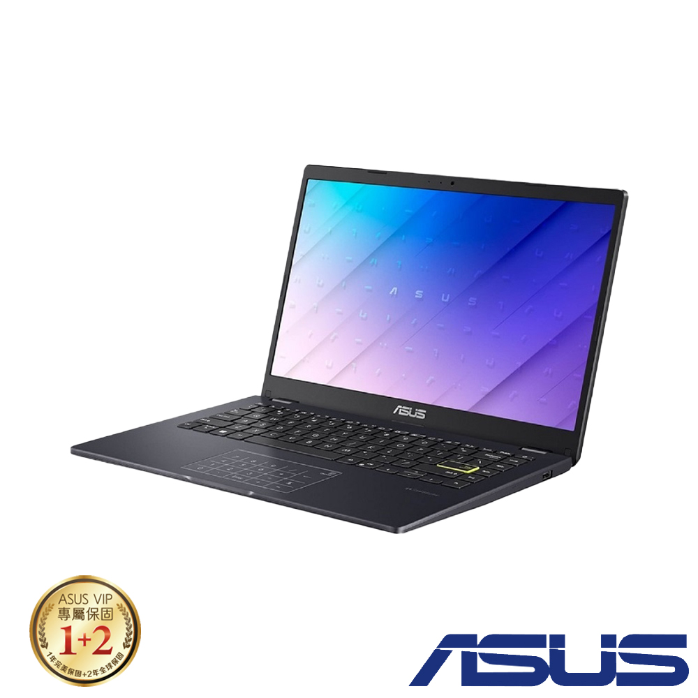 ASUS E410MA 14吋筆電 (N4020/4G/64G eMMC/Win10 HOME S/LapTop/夢想藍)