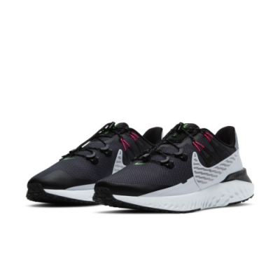 Nike Legend React 3 Shield 男慢跑鞋-黑-CU3864010