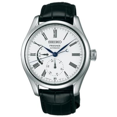 SEIKO 精工Presage工藝腕錶動力儲存顯示機械腕錶41mm(SPB045J1)