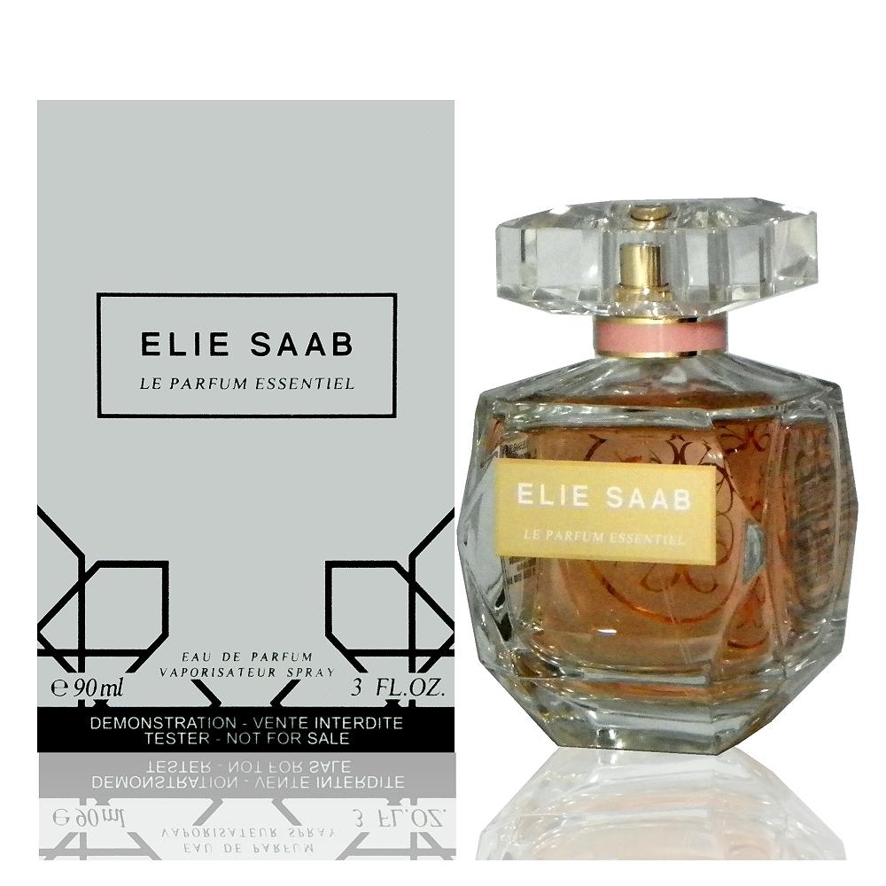 Elie Saab Le Parfum Essentiel衷情之旅淡香精 90ml Tester包裝