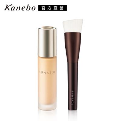 Kanebo 佳麗寶 LUNASOL水潤光粉底液口碑限定組(5色任選)