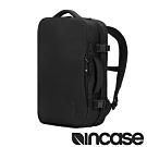 Incase VIA Backpack 15吋 可擴充旅行筆電後背包-鑽石格紋黑
