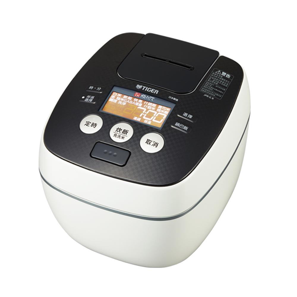 TIGER虎牌 10人份可變式雙重壓力IH炊飯電子鍋(JPB-G18R)