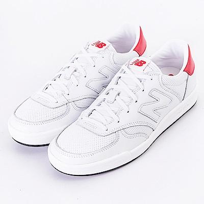 NEW BALANCE-男女休閒鞋CRT300LD-D-白紅