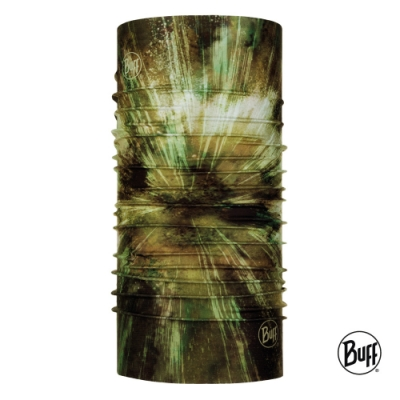 【西班牙BUFF】Coolnet抗UV頭巾 XL-深陷泥沼
